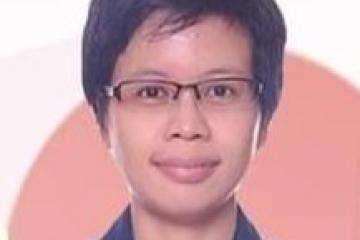 莊咚咚獲宿務無名寺模範華語教師獎