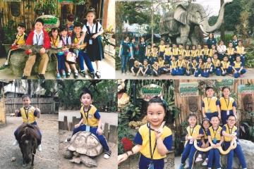 中正學院泉笙培幼園 動物園半日之遊