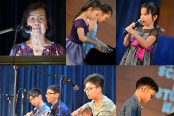 中正學院音樂中心 學員期末成果演奏會後誌 暑期進修班開始受理報名